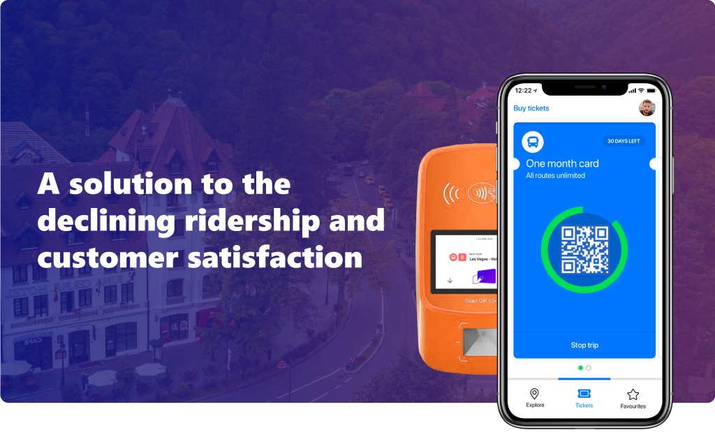 A solution to declining ridership and customer satisfaction