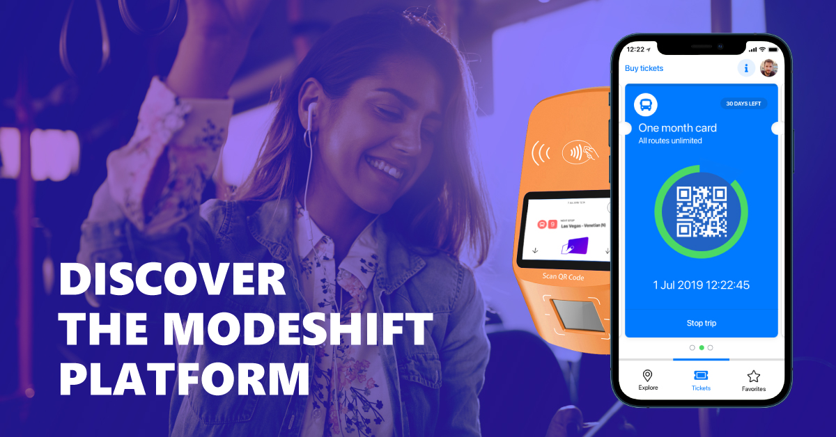 Take a tour of the only 360° mobility product for small & mid-sized cities: Modeshift