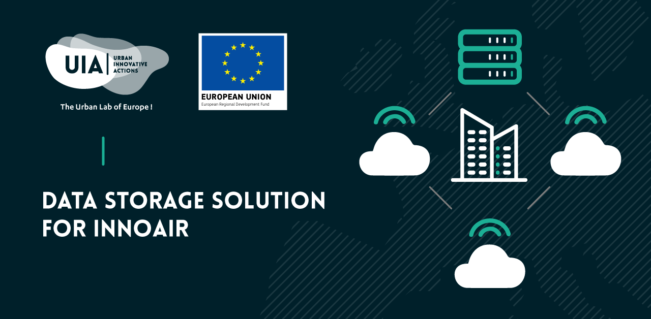 Modeshift's Invitation: Data Storage Solution For InnoAir