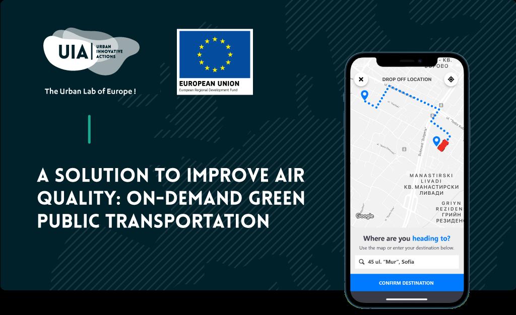 InnoAir: On-demand Gree Public Transportation
